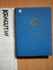 Yugoslavia Army Manual Book military secret Diapositive Diafilm Educational Film