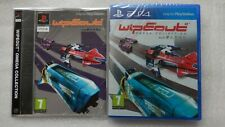WipEout Omega Collection PS4 with WipEout Classic Sleeve PlayStation 4 NEW