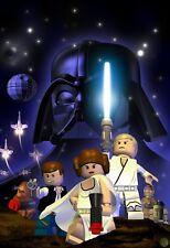 LEGO STAR WARS VINYL WALL STICKER WALL DECALS