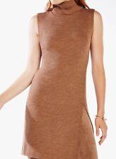 New $198 BCBG Max Azria Ameuya Turtleneck Wool Tunic B883 Sweater Top Sz Xxs