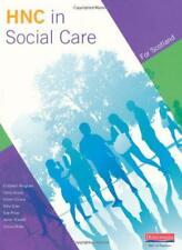 HNC in Social Care Student Book (HNC Social Care) by  | Paperback Book | 9780435