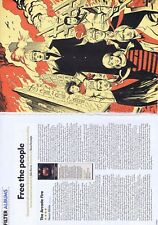 ARCADE FIRE - NEON BIBLE	original 	2	page	press clipping