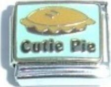 Cutie Pie 9mm Italian Charm Fits Standard Bracelet