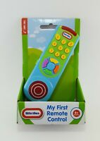 Little Tikes My First TV Remote Control baby 6+ months Light Sound Activity Toys