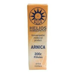 Helios Homeopathy Arnica 200c Pillules