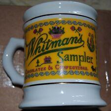 Franklin Mint Whitman'S Sampler Coffee Mug The Corner Store Porcelain 1982