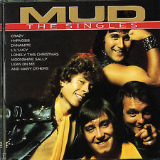 Singles by Mud (CD, Jul-1994, Br Music)