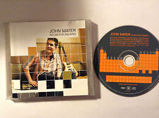 696998529328  Room For Squares John Mayer  CD QUALITY CHECKED & FAST FREE P&P