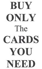 1970-71 EX 5 BUY ONLY THE CARDS YOU NEED For Your HIGH GRADE OPC Hockey Card Set