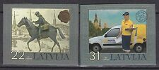 LATVIA 2007**MNH SC#  688 - 689 Latvia Post - 375th Anniv.