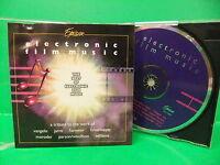 Electronic Film Music VA 1997 NM CD Vangelis Jarre Hammer Faltermeyer Excelsior