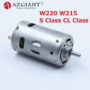 Hydraulic Closing Assist Pump Motor for Mercedes Benz W220 S280 S320CDI S55 AMG