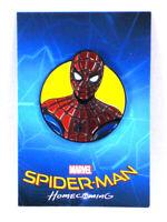 Spider-Man Homecoming Mondo Enamel Pin Marvel Comics Brand New