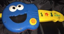 Sesame Street Elmo & Cookie Monster Duo Guitar! Lights And Music