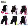 Summer Women Cycling Shorts MTB Bike Gel Pad Short Pants Tights Bicycle Clothing