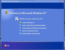 Microsoft Windows XP Professional SP2 32-Bit REINSTALL CD