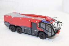 Wiking 626 49 pompiers roses Bauer FLF panther 6x6 1:87 nouveau en OVP