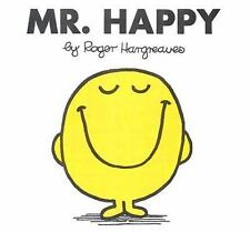 Mr. Men and Little Miss: Mr. Happy by Roger Hargreaves (1997, Paperback)