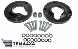 Front strut spacers 20mm for Bmw 1-S, 2-S, 3-S, 4-S Lift Kit