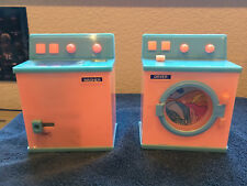 Vintage Washer and Dryer with Motion