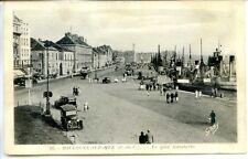CP 62 PAS-DE-CALAIS - Boulogne-sur-Mer - Le quai Gambetta n&b