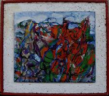 Lolo Holmqvist 1920-2004, Abstrakte Komposition, um 1960