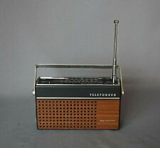 Transistorradio Kofferradio Star Partner 101 Telefunken 1970er Jahre