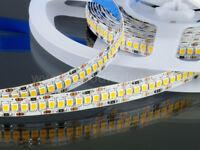 STRISCIA LED 1200LED V-Tac SMD Bobina 5mt Strip 2835 ALTA LUMINOSITA' IP20 18W