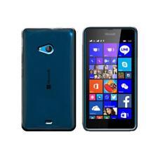 Cover per Microsoft Lumia 540 Dual SIM, in silicone TPU trasparente Nero