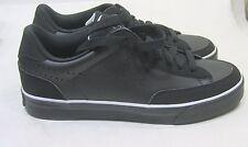 Nike Navaro Low Black/Black-Anthracite-White 386587 001 Size 9