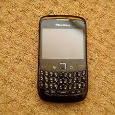 Grado B Blackberry Curve 8520-Nero (Sbloccato) Smartphone BBM