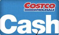 Buy Your Costco Cash Card, enter Without A Membership.