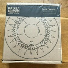 More details for prusa silver pla 3d printer filament genuine brand new sealed box 1kg