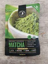 Jade Leaf Matcha Green Tea Powder - USDA Organic 100 g / 3.5oz