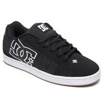 DC Shoes Net SE Skate Shoe Trainers Black/herringbone Big Mens UK Size 13 -