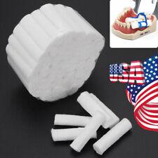 500pcs Dental Surgical Disposable Cotton Rolls Non Sterile High Absorbent Fda