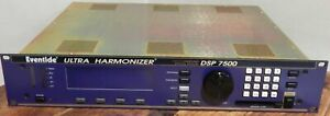Eventide DSP7500 Ultra-Harmonizer Multi-Effects Processor w/ 160 Second Sampler