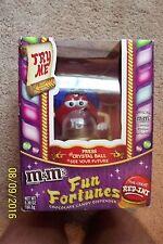 "M & M ""FUN FORTUNES"" THE GREAT RED-INI Candy Dispenser - NIP"