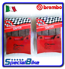 BMW R NINE T SCRAMBLER 1170 2016 > BREMBO SA SINTERED BRAKE PADS 2 SETS