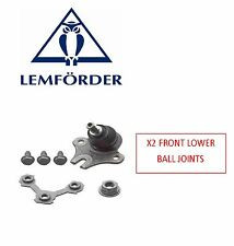 LEMFORDER - Front Lower Ball Joints for Mk2 Golf GTI 1988-92