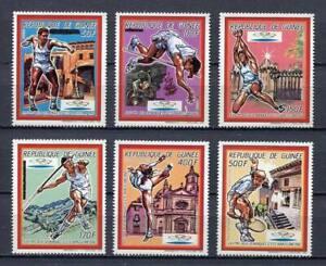 27358) GUINEA 1987 MNH** Nuovi** Olympic Games Barcelona