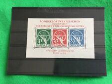 Berlin 1949 Block 1 Postfrisch Faksmile ( 2.200,00. € MICHEL-Preis ! )