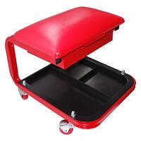 Lobinger® Werkstattstuhl Rollsitz mit Schublade Werkstattsitz Stuhl Rollhocker