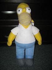 HOMER SIMPSON 2005 Plush Doll from Universal Studios NWT