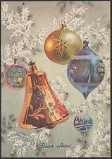 AA4812 Buon Anno - Edizioni SAEMEC S 452 - Cartolina postale - Postcard