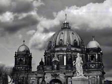 Foto Paisaje Cultural construir cartel de cúpula de Capital de Berlín Art Print BB811A