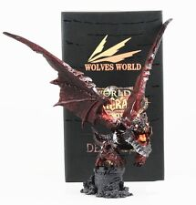 World Of Warcraft Cataclysm Deathwing Toy Figure Doll New In Box 7''