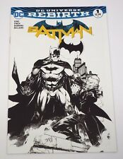 Batman Rebirth (2016) Issue #1 Comic Madness Ed Benes Sketch Variant Cover