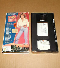 City Killer vhs Heather Locklear