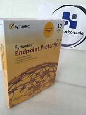 Symantec Endpoint Protection 12.1  Essentials 10 user Free Shipping 21182317